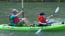 River to Ocean Kayaking Adventure, Dominica, Bus & Minivan Tours
