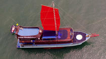 Private Charter: Red Dragon Junk Sail Yacht 75f for Island Hopping and Snorkeling to Koh Taen, Koh...