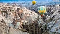 4 Day Turkey Tour: Cappadocia, Ephesus and Pamukkale, Istanbul