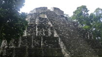 Day Trip Yaxha Archaeological Site from Flores, Flores, Overnight Tours