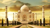 8-Night Taj Mahal Tour and Golden Triangle Safari, New Delhi, Multi-day Tours