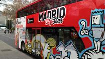 City Sightseeing Madrid City Hop-on Hop-off Tour with Optional Food Tastings, Madrid, Hop-on ...