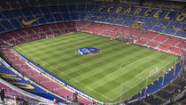 FC Barcelona Football Stadium Tour and Museum Tickets, Barcelona, null