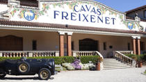 Full-Day Freixenet Cava Cellars, Sitges and Bacardi House Tour from Barcelona, Barcelona, Day Trips