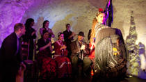 Granada Flamenco Show in Albaicin with Optional Dinner Including Hop-On Hop-Off Train, Granada