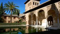 Granada Walking Tour with Alhambra Gardens from Malaga, Malaga