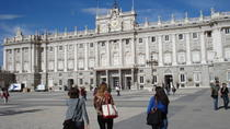 Madrid City Sightseeing and Royal Palace Tour, Madrid, Walking Tours