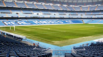 Madrid City Tour and Santiago Bernabeu Stadium, Madrid, Half-day Tours