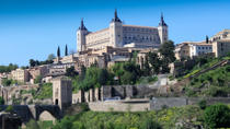 Madrid Combo Tour: Toledo and Aranjuez Royal Palace Day Trip, Madrid, Rail Tours