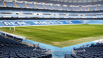 Madrid Highlights Tour with Santiago Bernabeu Stadium Entrance, Madrid, Half-day Tours
