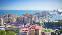 Malaga City Tour by Open-Top Bus, Malaga, Hop-on Hop-off Tours