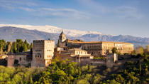 Private Granada Day Trip including Alhambra and Generalife Gardens from Malaga, Malaga, Private ...