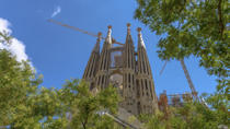 Skip the Line: Barcelona Sagrada Familia Tour Including Tower Entry, Barcelona