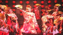 Oiran Show with Dinner: Courtesans of the Meiji Era, Tokyo
