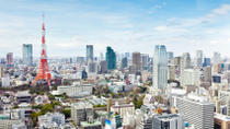 Tokyo Tower, Tea Ceremony and Sumida River Cruise Day Tour, Tokyo, Bus & Minivan Tours