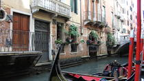 Venice Gondola Ride with 4-Course Lunch or Dinner, Venice, Gondola Cruises