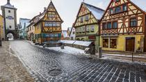 Three Day Frankfurt to Munich - Romantic Road, Rothenburg, Hohenschwangau, Neuschwanstein, ...