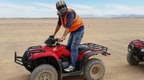 Desert Quad Bike Safari to Bedouin Village from Hurghada , Hurghada, 4WD, ATV & Off-Road Tours
