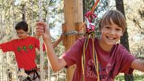 Nanaimo Monkido Kid Aerial Adventure, Nanaimo, Family Friendly Tours & Activities
