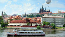 Prague Vltava River Lunch Cruise, Prague