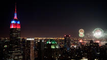 July 4th VIP Exclusive: Fireworks from the Empire State Building's 86th floor Observatory Deck, New...