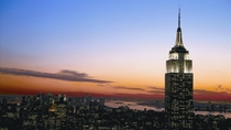New-York : Empire State Building et promenade de l'observatoire avec billets coupe-files en option, ...