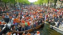 Amsterdam King's Day 2-Hour Canal Party Cruise, Amsterdam, Day Cruises