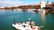 Seville Sightseeing Cruise by Yacht Including Lunch, Seville, Food Tours