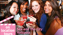 Sex and the City - Besichtigung der Drehorte, New York City, Movie & TV Tours