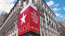 Viator Exclusive: Macy's Herald Square Early Access and Sex and the City Hotspots Tour, New York ...