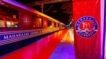 4-Night Luxury Train Tour: Gems of India Golden Triangle Tour Aboard The Maharajas' Express, New...