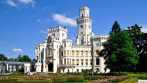 2-Day Hluboka and Cesky Krumlov Tour from Prague, Prague