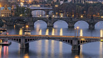 Prague Buffet Dinner Cruise on Vltava River, Prague, Night Cruises