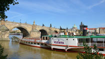 Prague Vltava River Sightseeing Cruise, Prague, Day Cruises