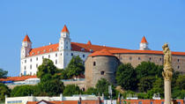 Private Tour: Bratislava City Tour with Optional Devin Castle Visit, Bratislava, null