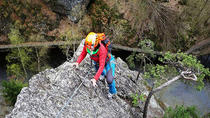 Climbing Via Ferrata in Bohemia Region, Bohemia
