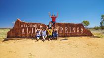 Alice Springs Highlights Half-Day Tour, Alice Springs, Overnight Tours