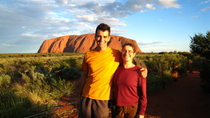 Sunrise Over Uluru (Ayers Rock) and Base Walk with Indigenous Guide, Ayers Rock
