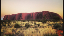 Sunrise Over Uluru (Ayers Rock) and Base Walk with Indigenous Guide, Ayers Rock, Half-day Tours