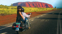 Uluru Sunrise, Base Walk and Harley Davidson Tour, Ayers Rock