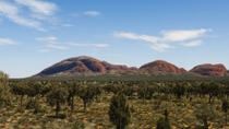 Uluru Sunset and Kata Tjuta Tour with Optional Outback Barbecue Dinner, Ayers Rock
