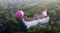 Hot Air Balloon Flight in Prague, Prague, Balloon Rides