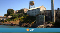 Viator VIP: Early Access to Alcatraz and Exclusive Cable Car Sightseeing Tour, San Francisco, Bus & ...
