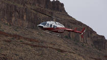 Helicopter Tour Over Spirit Mountain in Grand Canyon Country, Grand Canyon National Park, ...