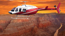 Over the Edge and Beyond Helicopter Tour from Grand Canyon Country, Grand Canyon National Park, ...