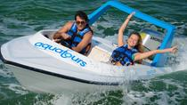 Speed Boat and Snorkeling Tour with Airport Transfer, Cancun, Jet Boats & Speed Boats