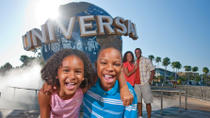 1-Day Admission to Universal Studios or SeaWorld Orlando with Transport from Miami, Miami