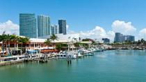 Miami City Tour including Bayside and Biscayne Bay Cruise, Miami, null