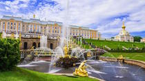 Private Half Day Tour to Peterhof by Hydrofoil from St Petersburg, St Petersburg, Private ...
