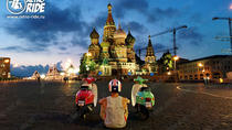 Retro Scooter Tour around Moscow, Moscow, Vespa, Scooter & Moped Tours